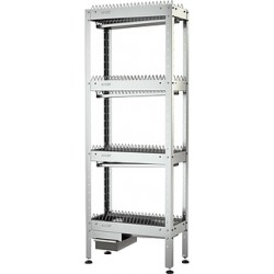 Стеллаж кухонный ATESY СКТ-С-600-02-Н