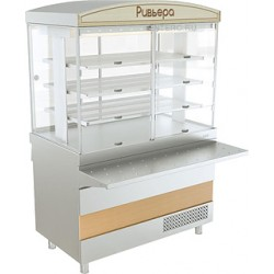Витрина холодильная ATESY Ривьера 1200 мм