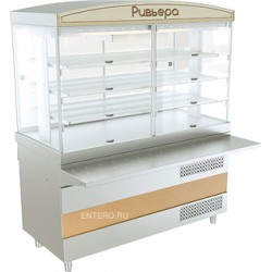 Витрина холодильная ATESY Ривьера 1500 мм