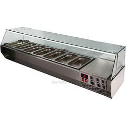 Витрина холодильная Carboma VT2v-G